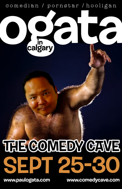 Paul Ogata at The Comedy Cave