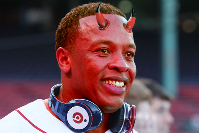 The Devil and Dr. Dre post image