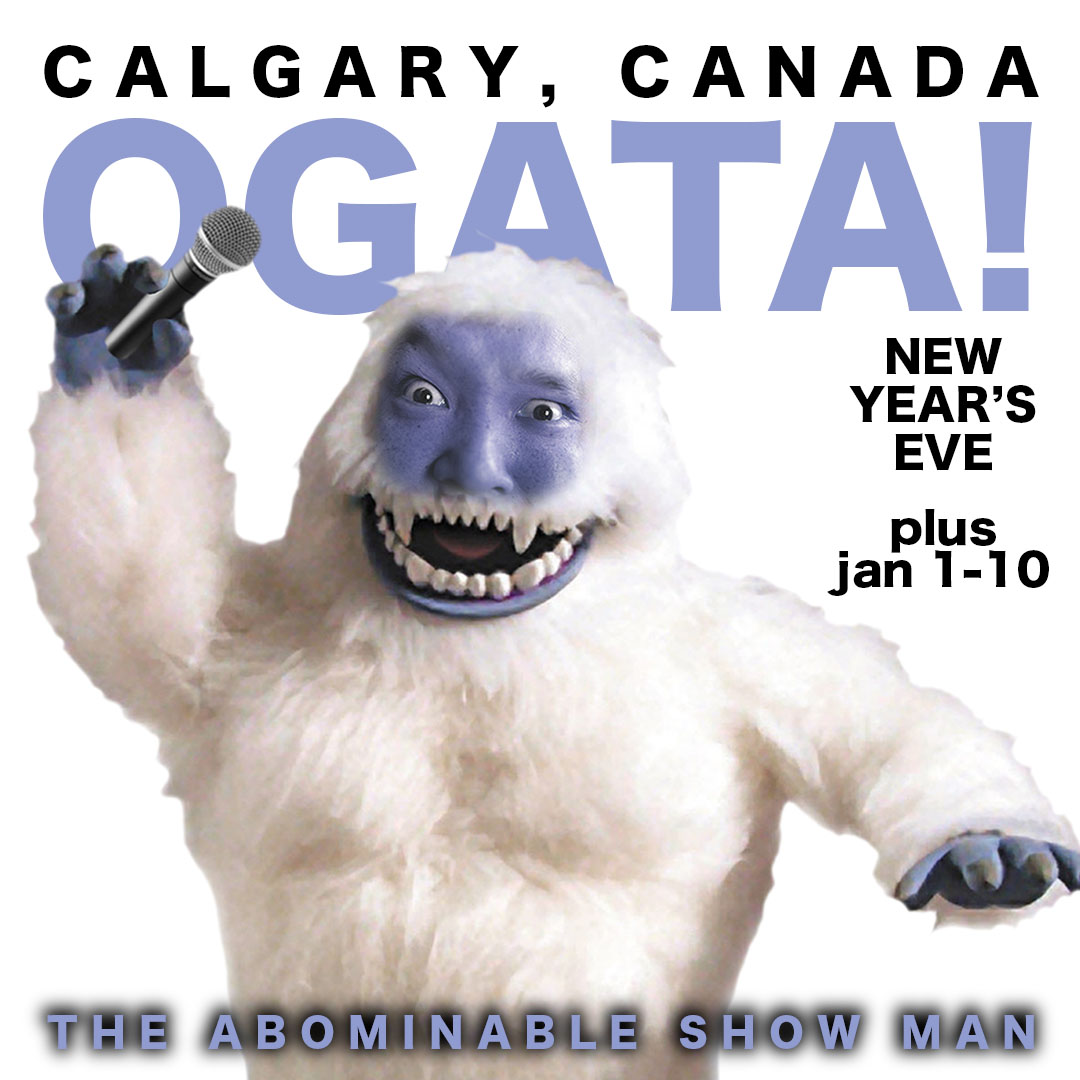 Abominable Show Man