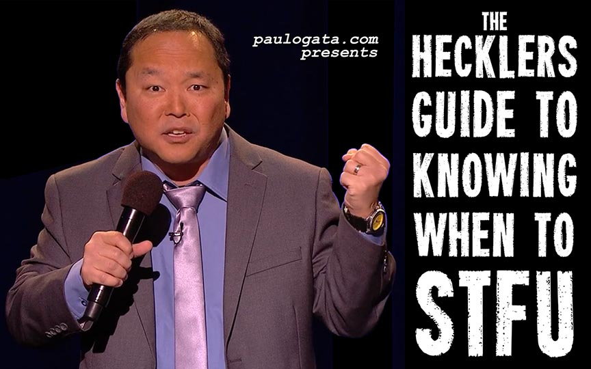 The Heckler's Guide post image
