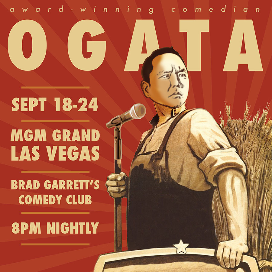 Paul Ogata in Las Vegas post image