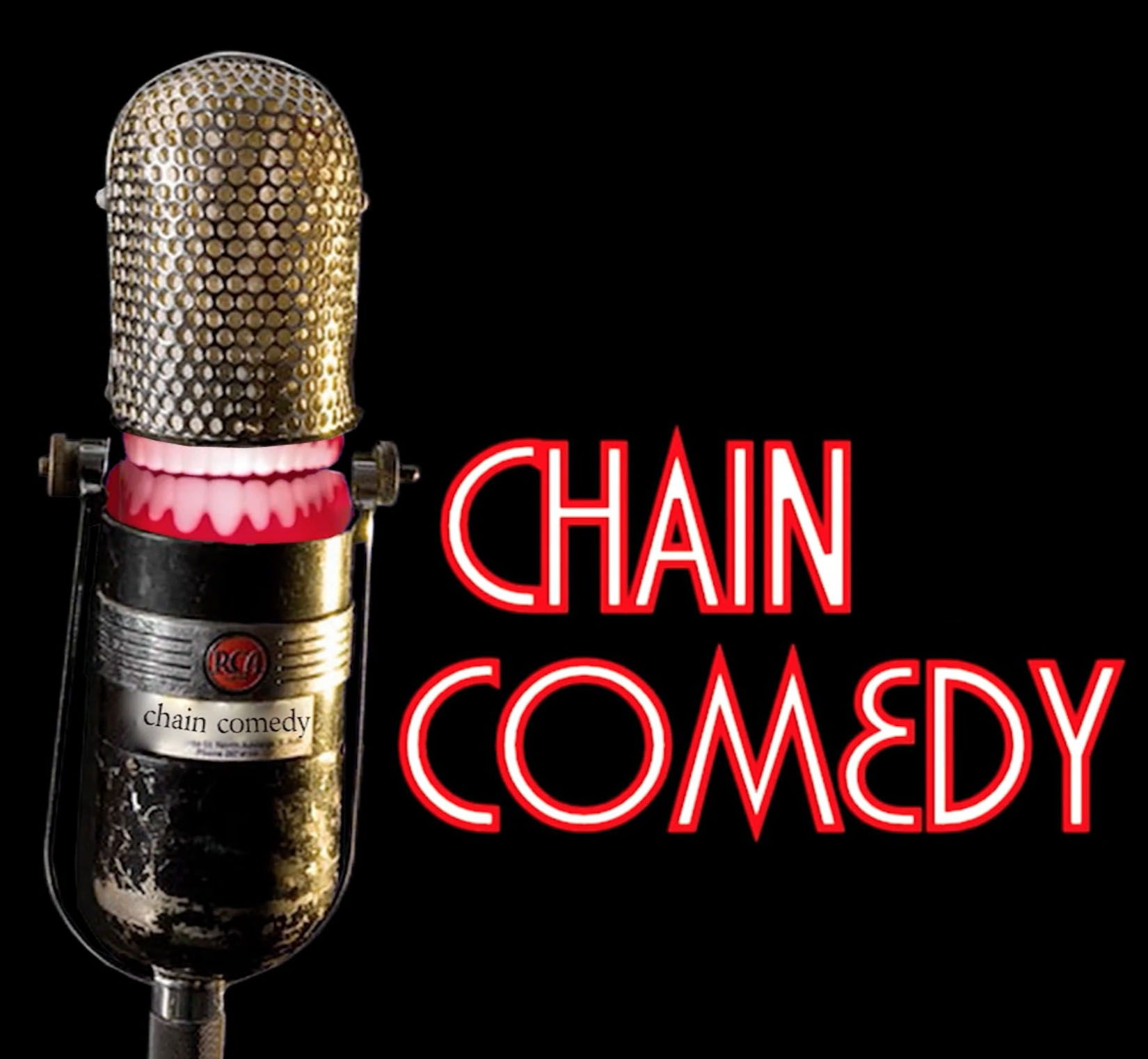 Chain Comedy in San Clemente post image
