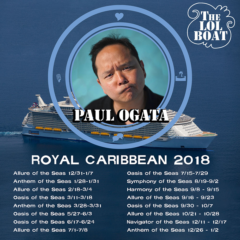 Paul Ogata at Sea post image